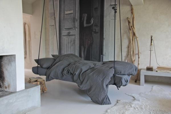 Rolige og svalende soveværelser