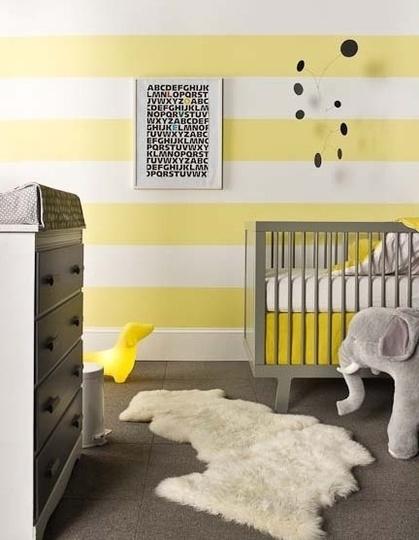 Babyværelse – Beckers Maling