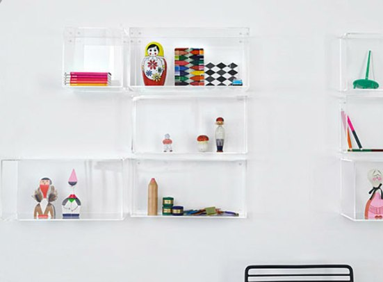 Akryl sættekasse | Colorama boligdrømme