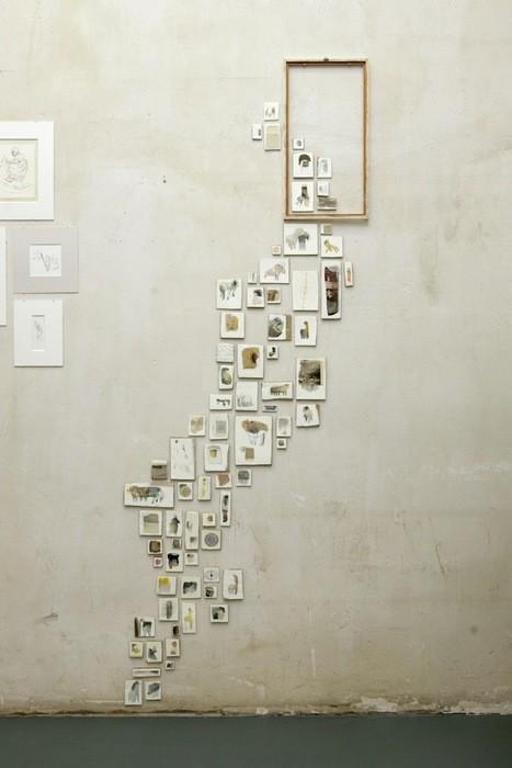 Indretning bolig wall art vaeg frame billeder