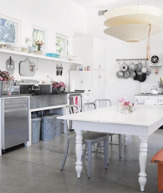 3 forskellige køkkener