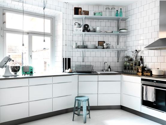 3 forskellige køkkener – Beckers Maling