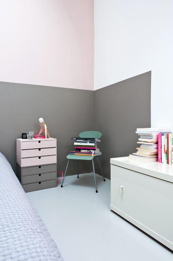 mal-interior-moebler-malede-indretning-bolig-kommode