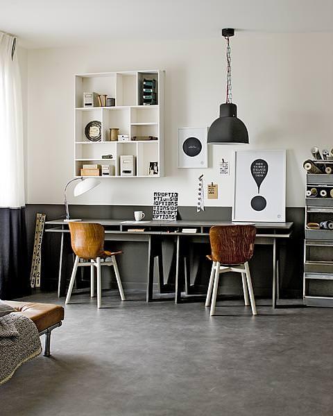 Rum til at leve: nyt kontor