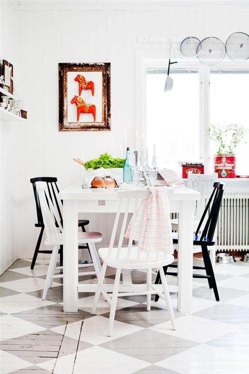 ruder-harlequin-hvid-malet-gulv-gulve-indretning-boligindretning
