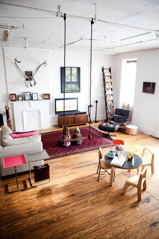 gynge-indretning-stue-livingroom-boligindretning