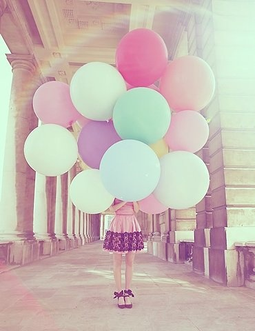 pastel-balloon-ballon