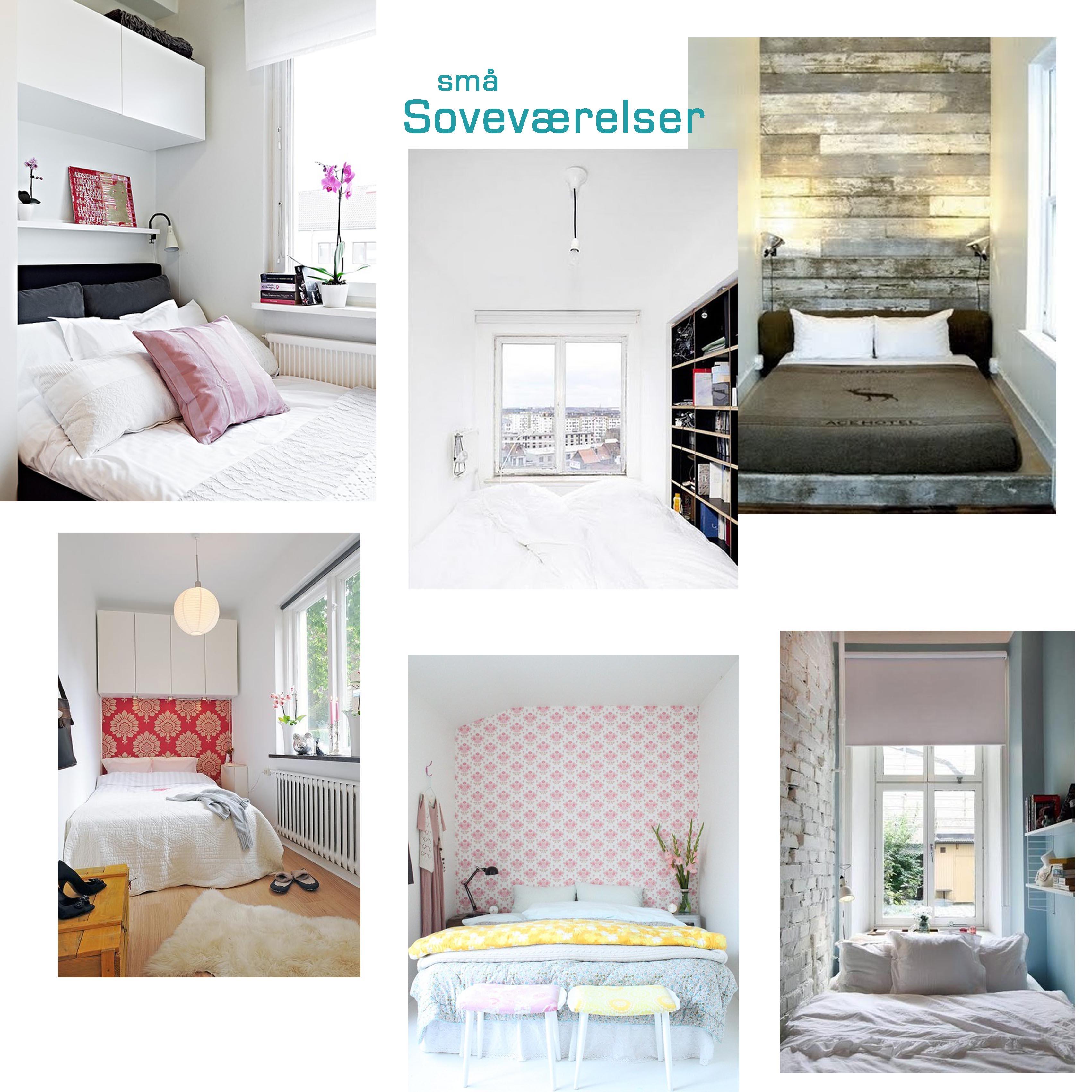 Soveværelse pÃ¥ minimum plads – Beckers Maling