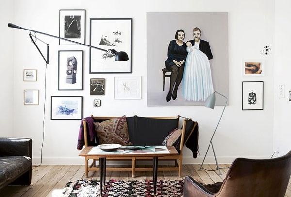 indretning-billedvaeg-rammer-billeder