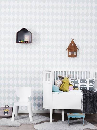 Babys eget værelse | Colorama boligdrømme