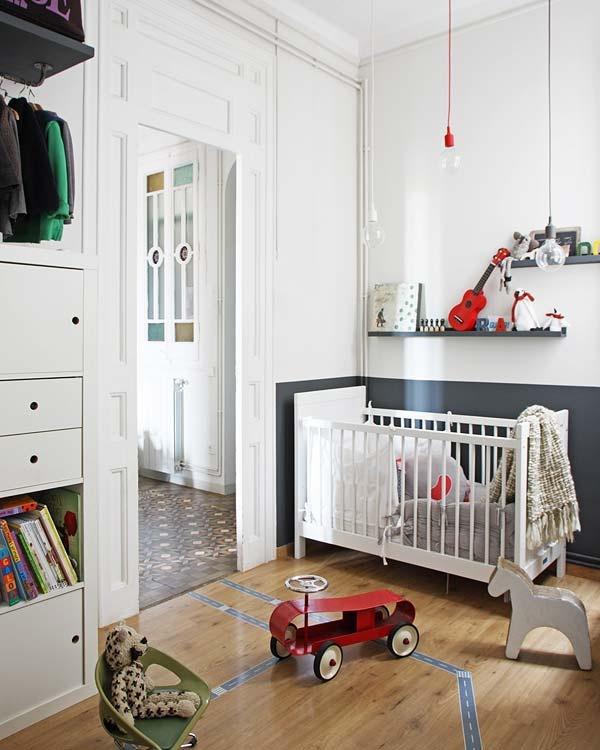 Babys eget værelse – Beckers Maling