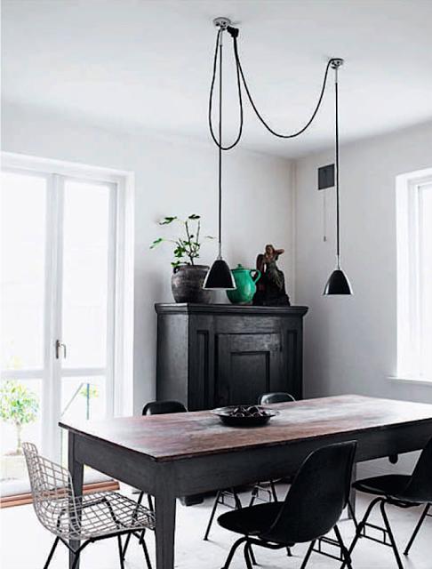 4 dejlige stuer med nedtonede farver – Beckers Maling