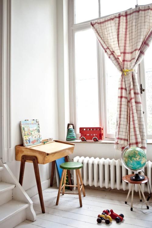Brevkasse: søger inspiration til børnehjørne i stuen