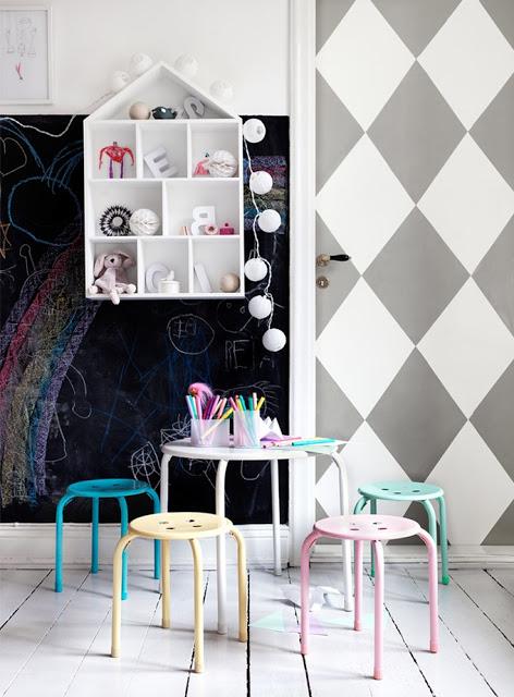 indretning-harlequin-maling-boernevaerelse
