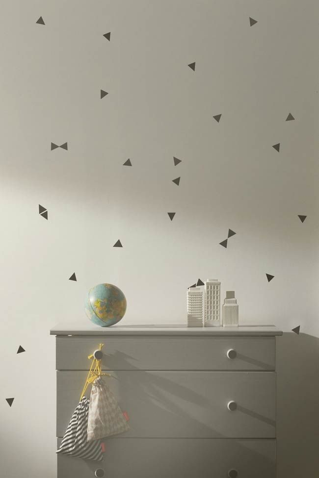 triangles-wallstickers