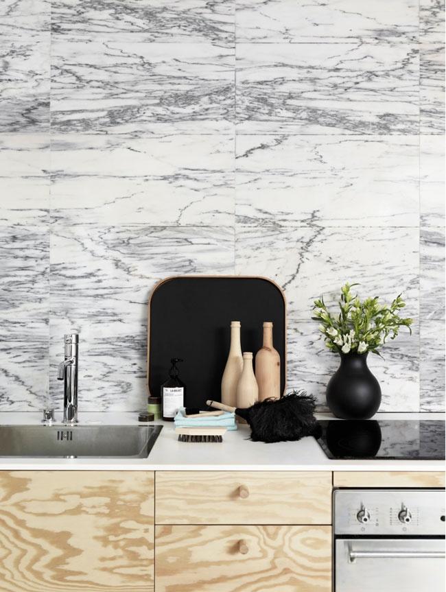 marmor-koekken