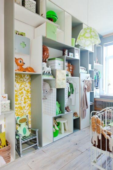 DIY reol til børneværelset – Beckers Maling