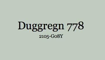 Duggregn 778