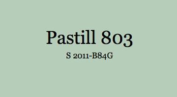 Pastill 803