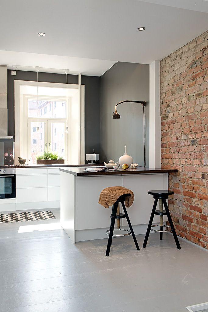 Skab kontrast i dit køkken! – Beckers Maling