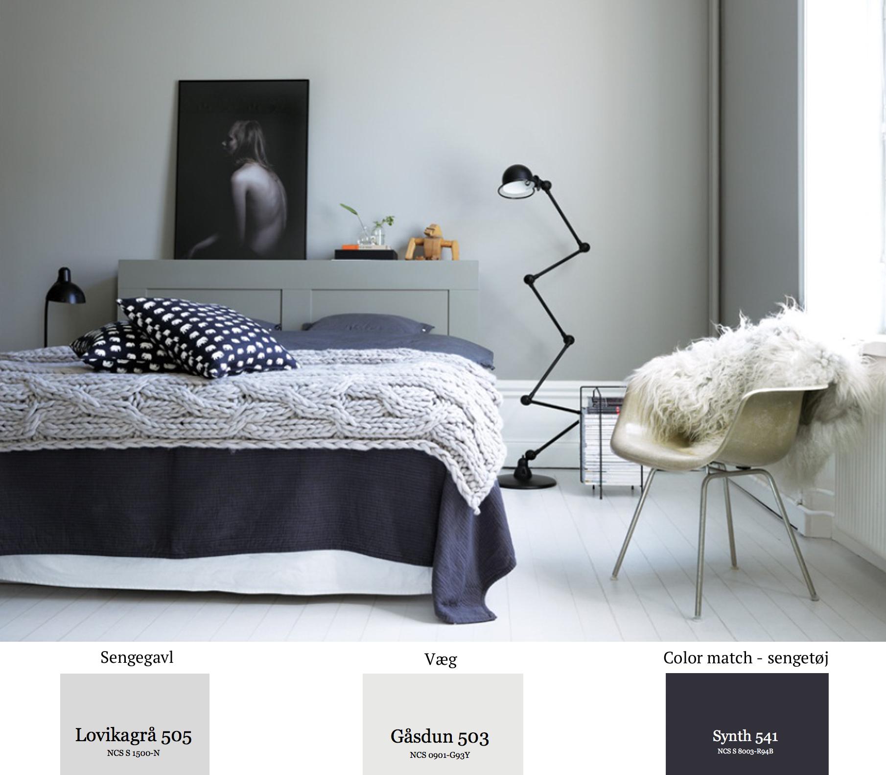 Farvejagt #8 – Soveværelse