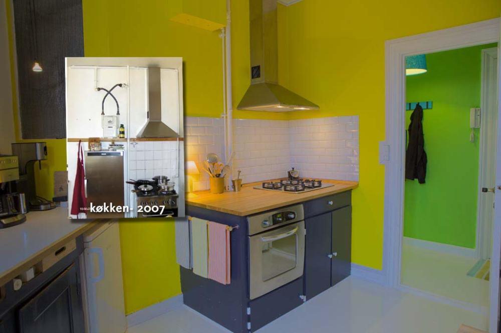 køkken i