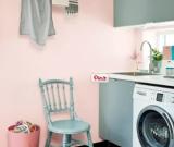 Gør vaskerummet til et rum, hvor man føler sig godttilpas