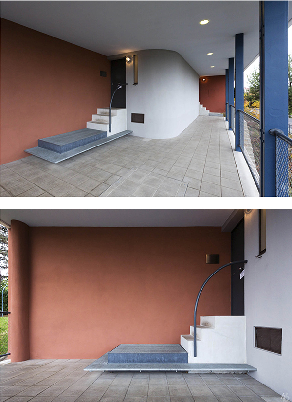 Le Corbusier_farver