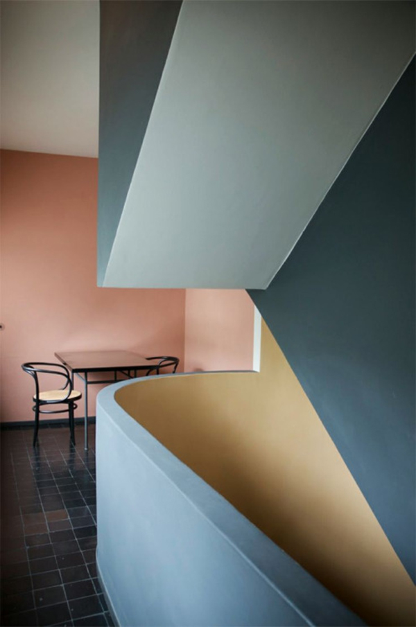 Le Corbusier_trappe