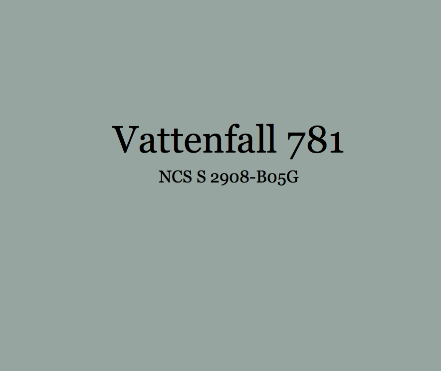 vattenfall 781